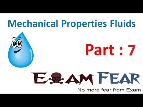 Physics Mechanical properties of Fluids mechanics part 7 (Atmospheric Pressure) CBSE class 11