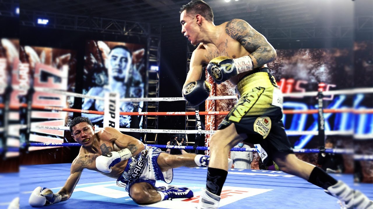 Best Boxing Knockouts of February 2021