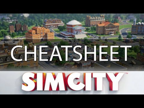 SimCity ★ Cheat Codes - Simcity Make Money Fast