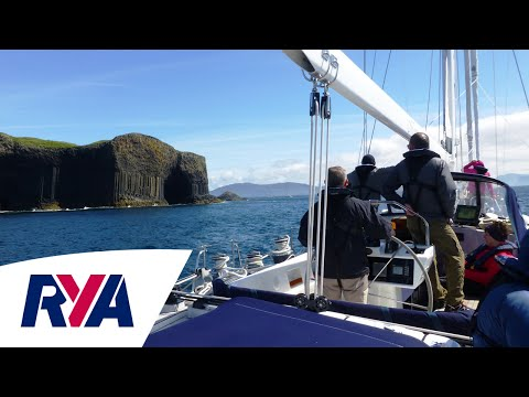 Boating Holiday in Scotland - Places to Sail, Cruise, Inland and Motor with Sail Scotland