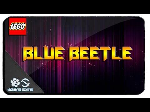 Lego Batman 3: Beyond Gotham - How to Unlock Blue Beetle Character Location