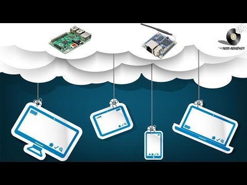 How to make a Local Cloud storage using Raspberry pi, Orange pi or any IOT board