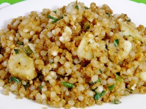 Sabudana Khichadi - Maharashtrian Recipe