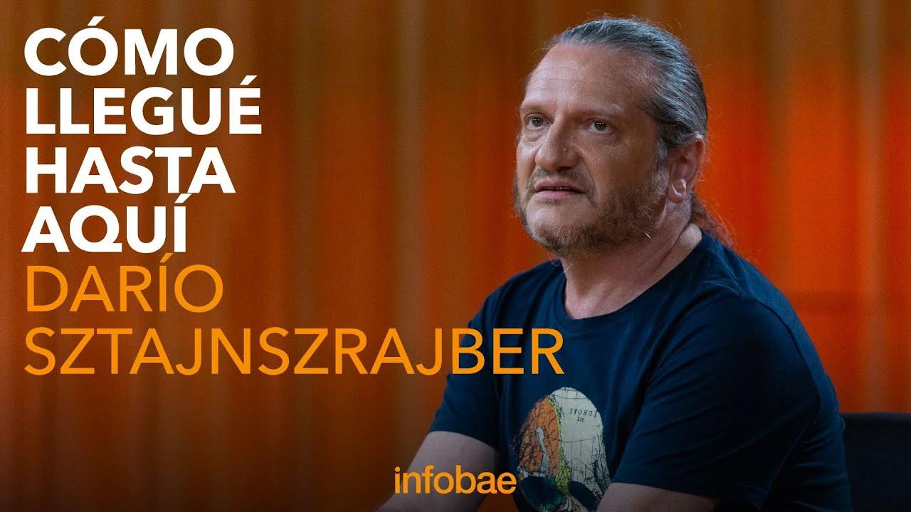 """Darío Sztajnszrajber: del niño """"freaky"""" que se enamoró de Nietzsche a las grandes preguntas"""