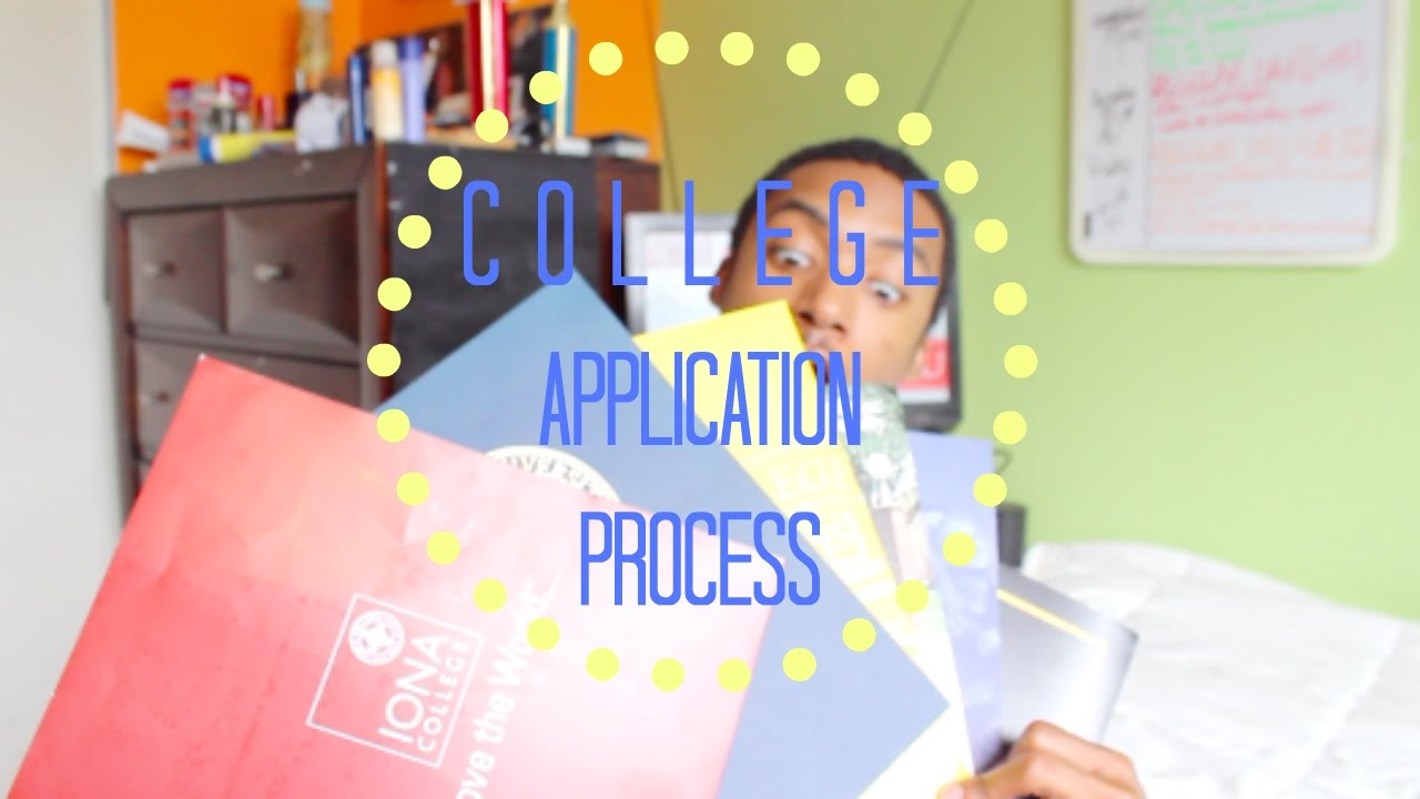 College Application Process Review + Decision + Pro Tips