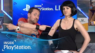 Mirror's Edge, The Witcher, Gone Home | Inside PlayStation LIVE vom 10.6.2016