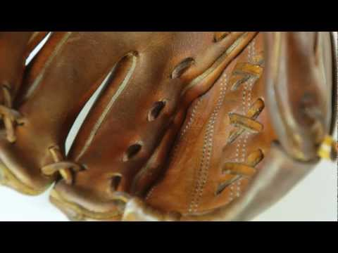 Zabellos.com Leather Repair: Baseball Glove