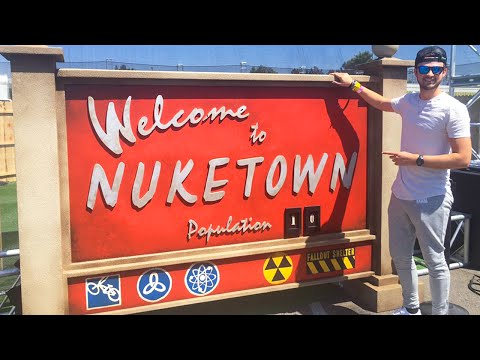 REAL LIFE NUKETOWN + NEW ZOMBIES!!!