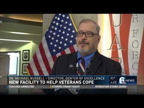 New facility to help returning veterans cope