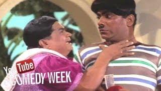 Mehmood : Best Bollywood Hindi Comedy Scenes | Gumnaam | Comedy Week Special | Jukebox 31