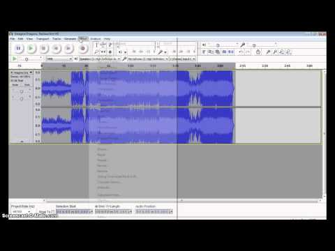 How to Make A Sped Up Song On Windows