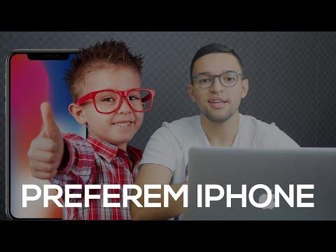 8 em cada 10 adolescentes preferem iPhone