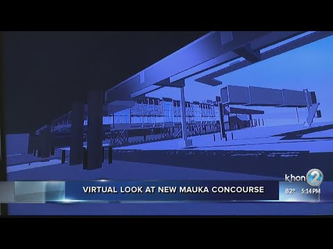 First look at new Mauka Concourse at Daniel K. Inouye Airport in Honolulu