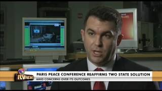 PARIS PEACE CONFERENCE REAFFIRMS TWO STATE SOLUTION 16 Jan 2017