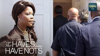 Hurricane Veronica Touches Down | Tyler Perry's The Haves and the Have Nots | Oprah Winfrey Network