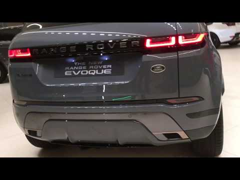 2019 Range Rover Evoque walk around and comparison to 2018 model