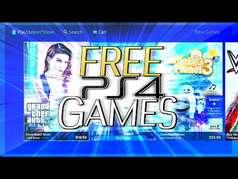 How To Get FREE PS4 & PS3 Games - FREE PSN Full Games Tutorial No Credit Card *Working October 2016*