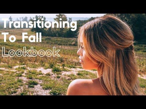 Fall Transitional Lookbook 2017 | Ashley Bloomfield