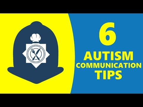 Six Tips for Effective Autism Communication