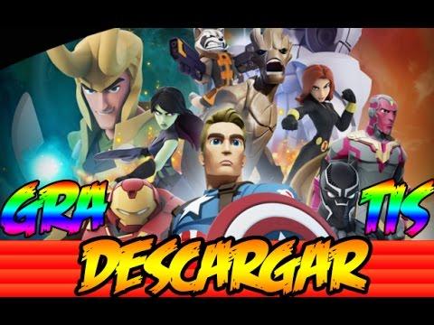 Descargar Disney Infinity 3.0 GOLD EDITION GRATIS para pc en español