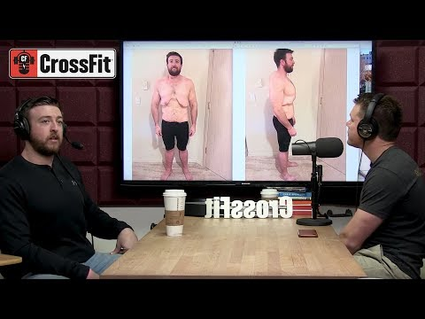 CrossFit Podcast Shorts: Justin Gehrt - Extra Skin