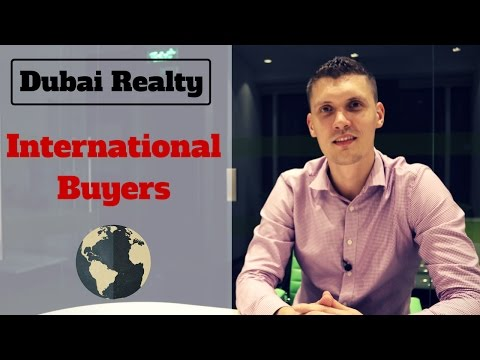 Dubai Real Estate: Process of Booking for International Buyers