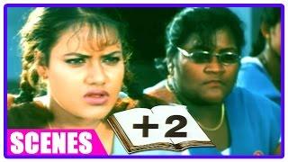 Plus 2 Tamil Movie   Scenes   Kiruthik writes love letter for Suja