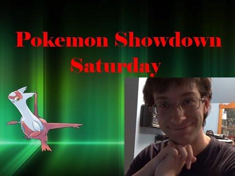 Wrecked! || Pokemon Showdown Saturday (vs. dqwd21q)
