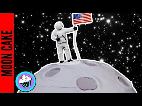 AMAZING MOON CAKE | Pinch of Luck