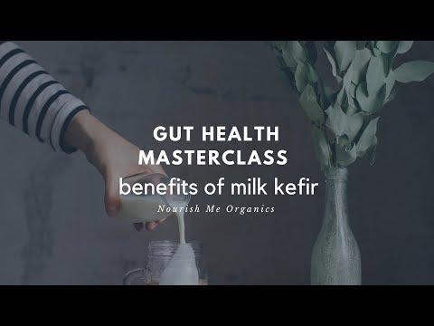 Benefits of Milk Kefir: Live Workshop