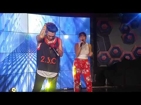 Rita Daniela sings with Korean singer Marucci via #Superman