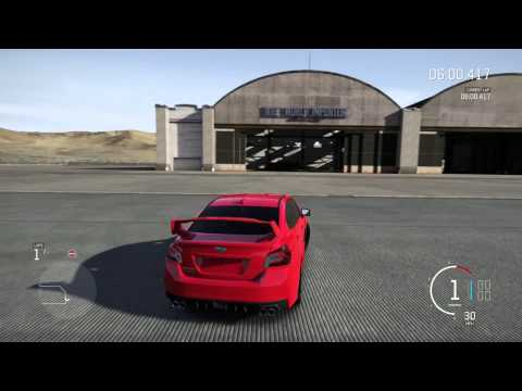 Forza 6 How to drive Manual W/ Clutch
