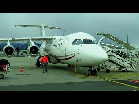 TRIP REPORT | Cityjet (for Air France) | Paris to Turin | Economy | Avro RJ85