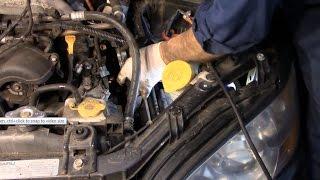 Diagnose P0301, P0302, P0303, P0304 Check Engine Light on a