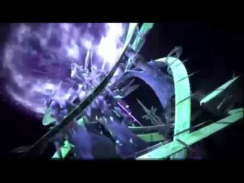 Lightning and Odin (FFXIII, XIII-2)