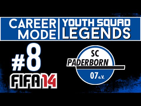 FIFA 14 Career Mode - Youth Squad Legends 3 Ep. 8