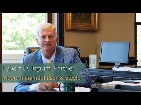 Marietta Insurance Defense Attorney Robert Ingram | Marietta Civil Litigation Attorney | MIJS