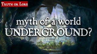 Agartha, the Hidden Civilization of Inner Earth | Truth or Lore