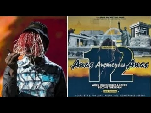 Anas Expose on Corruption in Ghana Football Association (#12)
