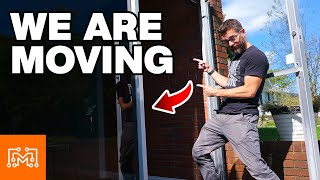 We're Moving Out! | I Like To Make Stuff