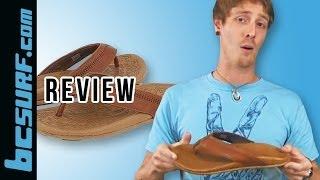 OluKai Hiapo Sandals Review - BCSurf.com