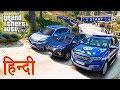 GTA 5 - Toyota Fortuner Vs Ford Endeavour Vs Mitsubishi Pajero Sport Vs Off-Road Track