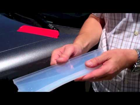 California Car Duster's Dry Blade Reduces Car Drying Time 20114