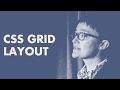 CSS Grid Layout - Rachel Andrew   February 2017