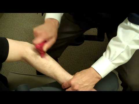 Self Treating Chronic Myofascial Strain in the Arms Wrists and Hand