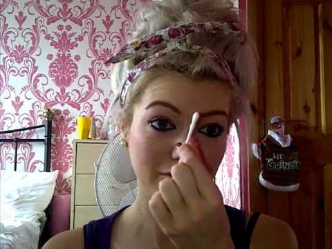 TUTORIAL: HOW TO WAX EYEBROWS PROFFESIONALLY!!