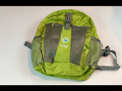 Lightweight Foldable Waterproof Packable & Collapsible Backpack by Bago review