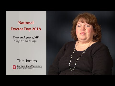 National Doctors Day 2018:  Doreen Agnese, MD