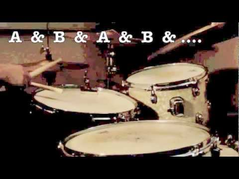 Learn to play drums : The very first step!