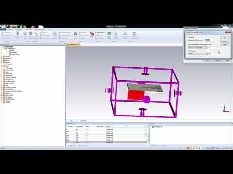 CST MWS Tutorial 10:  Complete Vivaldi Antenna Simulation in CST
